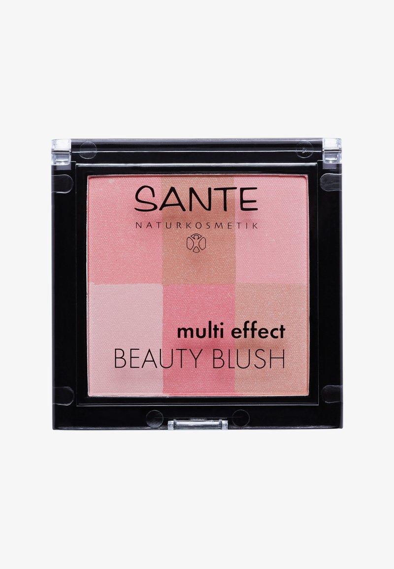 Sante - MULTI EFFECT BEAUTY BLUSH  - Blush - 01 coral