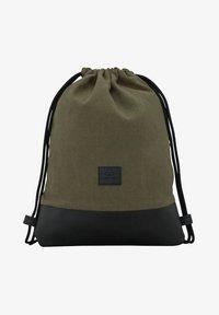 Johnny Urban - TURNBEUTEL LUKE - Sports bag - olive/ black - 0