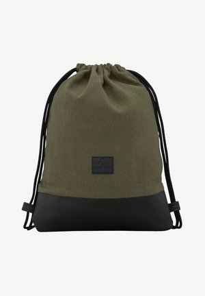 TURNBEUTEL LUKE - Sports bag - olive/ black