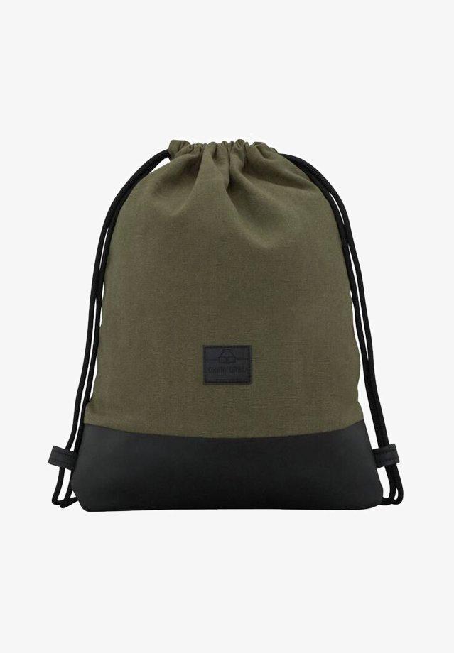 Johnny Urban - TURNBEUTEL LUKE - Sports bag - olive/ black