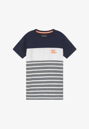 KIDS LETON - Print T-shirt - navy