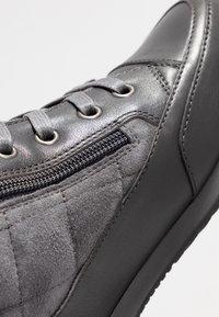 Candice Cooper - TORONTO - High-top trainers - vintage asfalto/piombo - 2