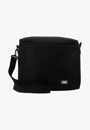COOLING BAG - Across body bag - black