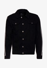 Brave Soul - POLARTAPE - Denim jacket - black - 3