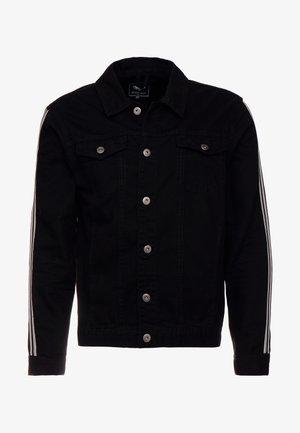 POLARTAPE - Giacca di jeans - black