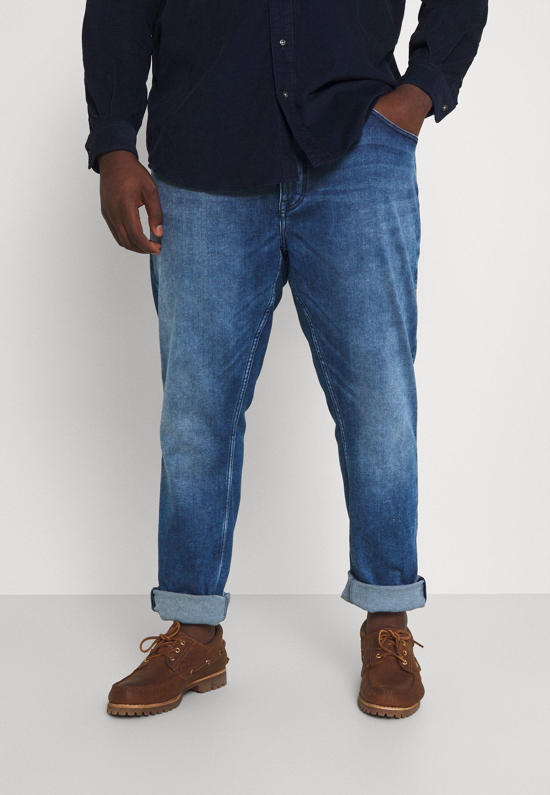 Uomo OREGON TAPERED - Jeans a sigaretta