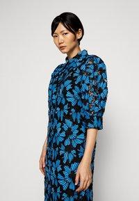 Hofmann Copenhagen - BARBARA - Shirt dress - pacific blue - 3