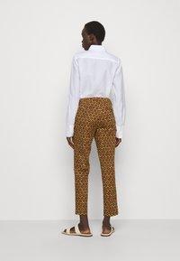 WEEKEND MaxMara - OKRA - Trousers - orange - 2