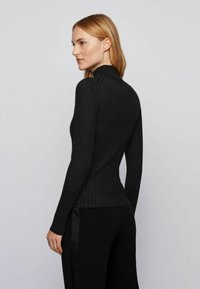 BOSS - FLORENSA - Jumper - black - 3