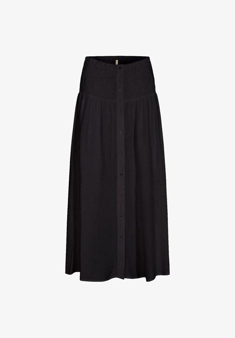 Soyaconcept - SC-RADIA 109 - A-line skirt - black