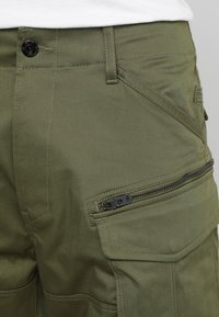 G-Star - ROVIC ZIP RELAXED - Short - sage - 3