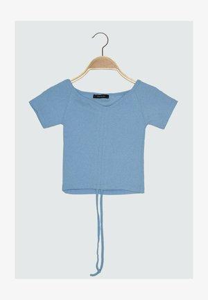 PARENT - Print T-shirt - blue