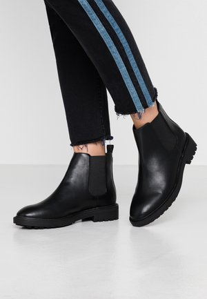 COCO BOOTIE - Kotníková obuv - black