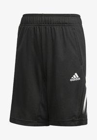 adidas Performance - AEROREADY SHORTS - Sports shorts - black - 0