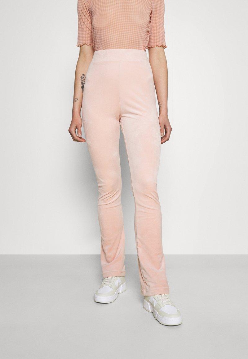 Juicy Couture - FREYA FLARES - Trainingsbroek - pale pink