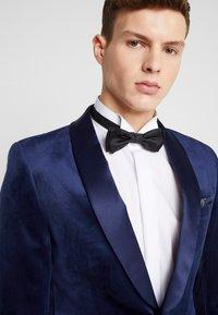 Burton Menswear London - TOP SHAWL LAPEL - Chaqueta de traje - navy - 3