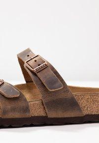 Birkenstock - MAYARI - Mules - tabacco brown - 2