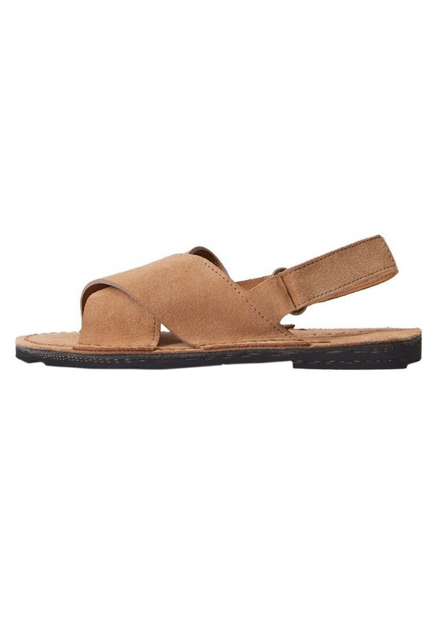 MAHONK-I - Walking sandals - brown