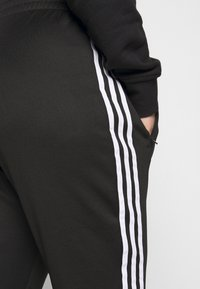 adidas Originals - PANTS - Tracksuit bottoms - black/white - 5