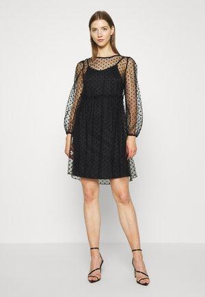 SIKO  - Day dress - black