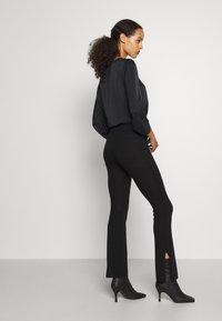 Sand Copenhagen - FELLINI DHARMA - Teplákové kalhoty - black - 4
