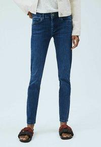 Pepe Jeans - LOLA - Slim fit jeans - denim - 0