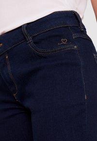 s.Oliver - SHAPE - Jeans Slim Fit - blue denim - 5