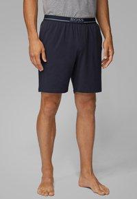 BOSS - Pyjama bottoms - dark blue - 2
