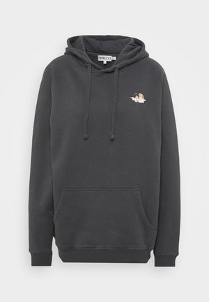 ICON ANGELS HOODIE  - Sweatshirt - charcoal