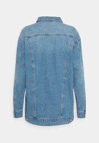 Vero Moda - VMOLIVIA JACKET - Denim jacket - medium blue denim - 5