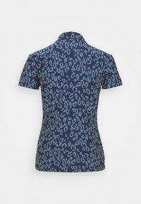 J.LINDEBERG - ALAYA GOLF - Print T-shirt - midnight/summer blue - 1