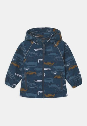 NMMALFA VINTAGE TRAFIC  - Soft shell jacket - midnight navy