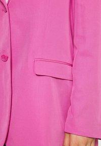 Monki - Short coat - pink - 5