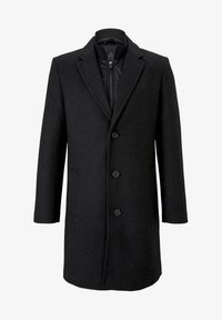 TOM TAILOR - Classic coat - dark grey wool jacket - 5