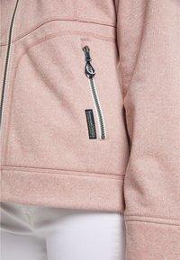 Schmuddelwedda - Waterproof jacket - nude melange - 3