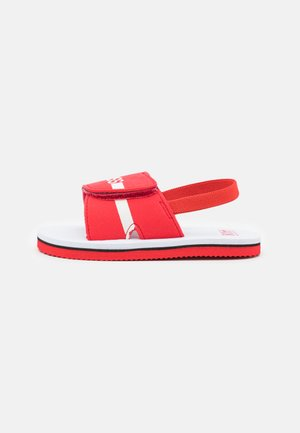 LIGHT  - Sandals - bright red