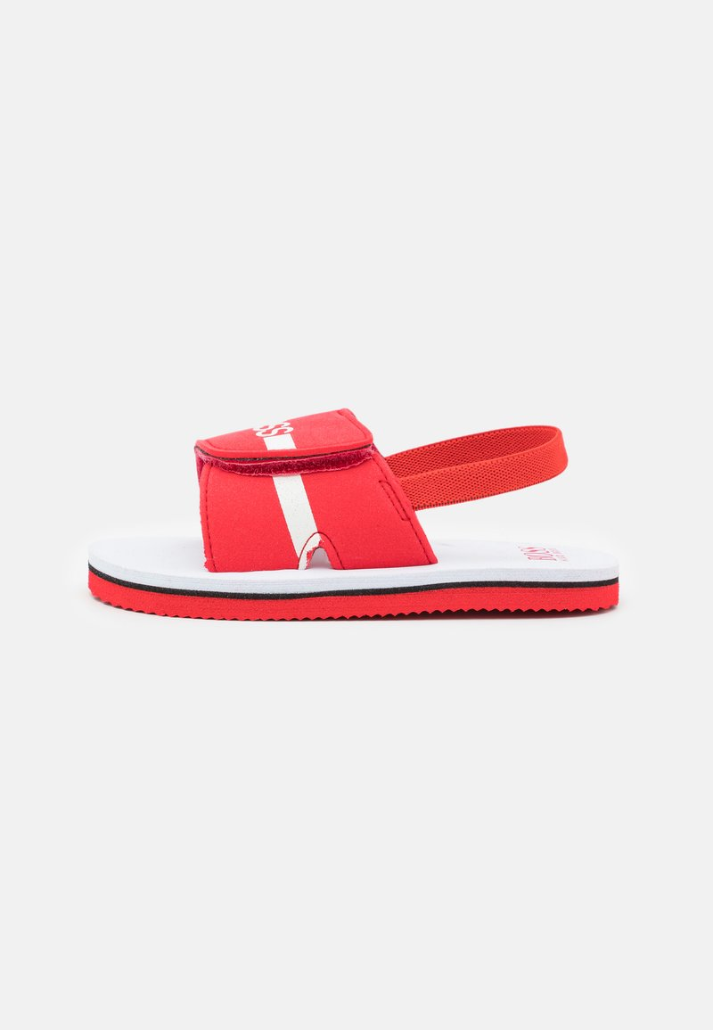 BOSS Kidswear - LIGHT  - Sandales - bright red