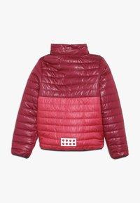 LEGO Wear - JOSHUA JACKET - Winter jacket - bordeaux - 2