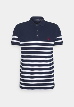 SPA - Polo - newport navy/white