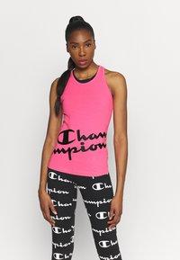Champion - TANK - Top - pink - 0