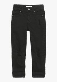 Cotton On - KIDS INDIE SLOUCH - Slim fit jeans - black - 2