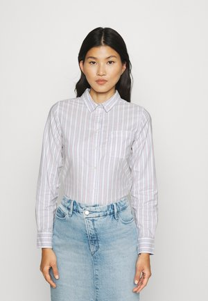 CAMISA OXFORD - Button-down blouse - pink