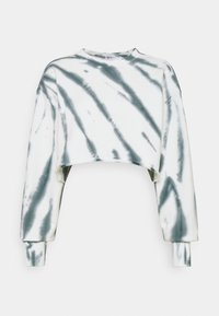 CROPPED AND COOL - Sweatshirt - orion blue