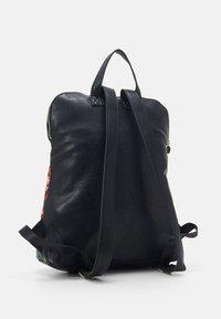 Desigual - BACK CONCORDIA NANAIMO - Plecak - black - 1