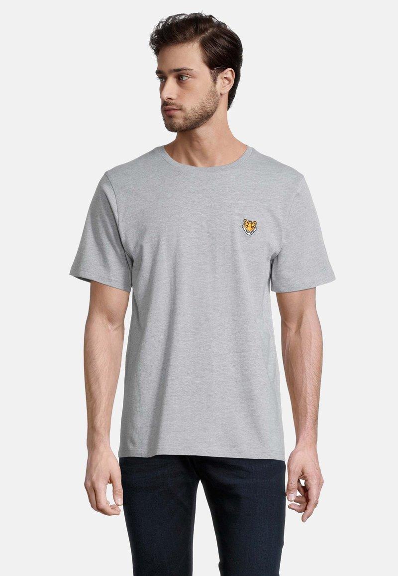 The Neighbourgoods - T-shirt imprimé - grau melange