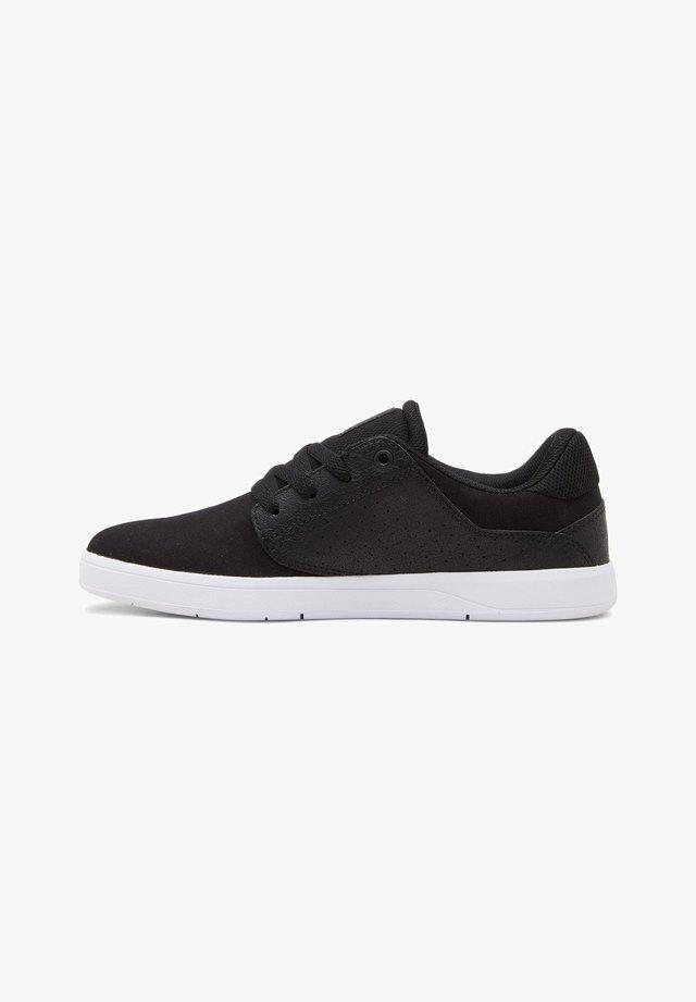 Skateschoenen - black/black/white