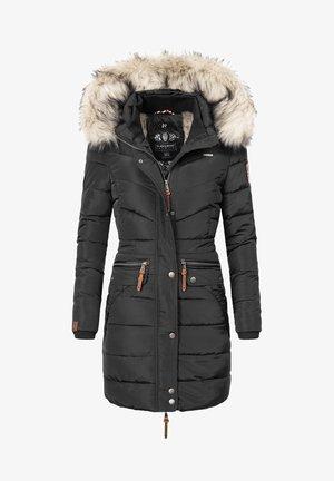 PAULA - Winter coat - black