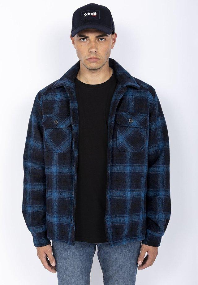 TIMBER - Light jacket - bleu
