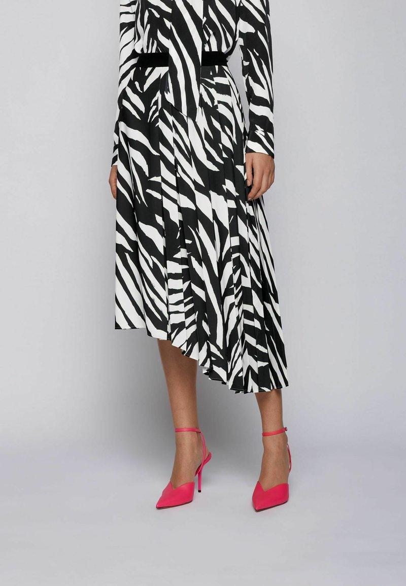 BOSS - VAVERY - A-line skirt - patterned