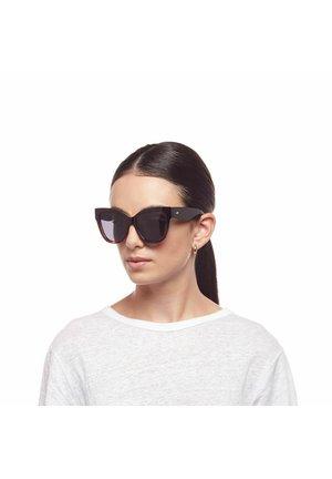 LE VACANZE - Okulary przeciwsłoneczne - black tort splice / gold